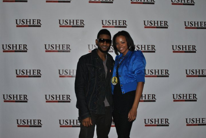 Krystle & Usher