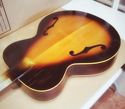 1935 Cromwell (Gibson) Makeover