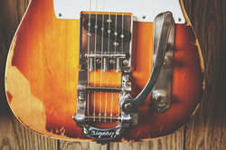 Bigsby B5 With Vibramate Kit