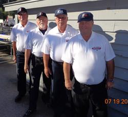 """The Special """"O"""" Umpire Crew"""