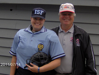 Tonya Ribalkin Zanon is our newest umpire you should get to know