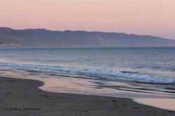 LR Limantour sunset