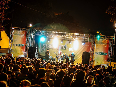 Konzerte Herbst 2018 Festivals