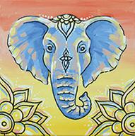 Colorful Elephant.webp