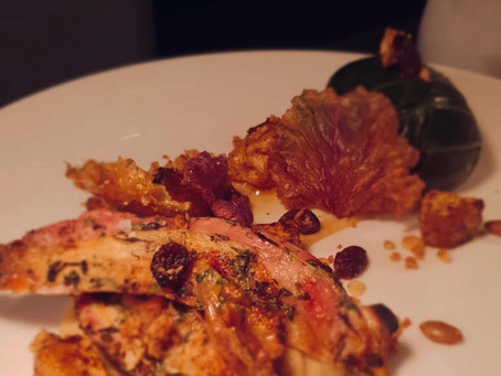 October Food Of The Month – Pheasant