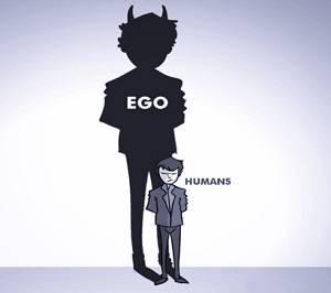 L'ego ? Qu'est-ce que c'est ?