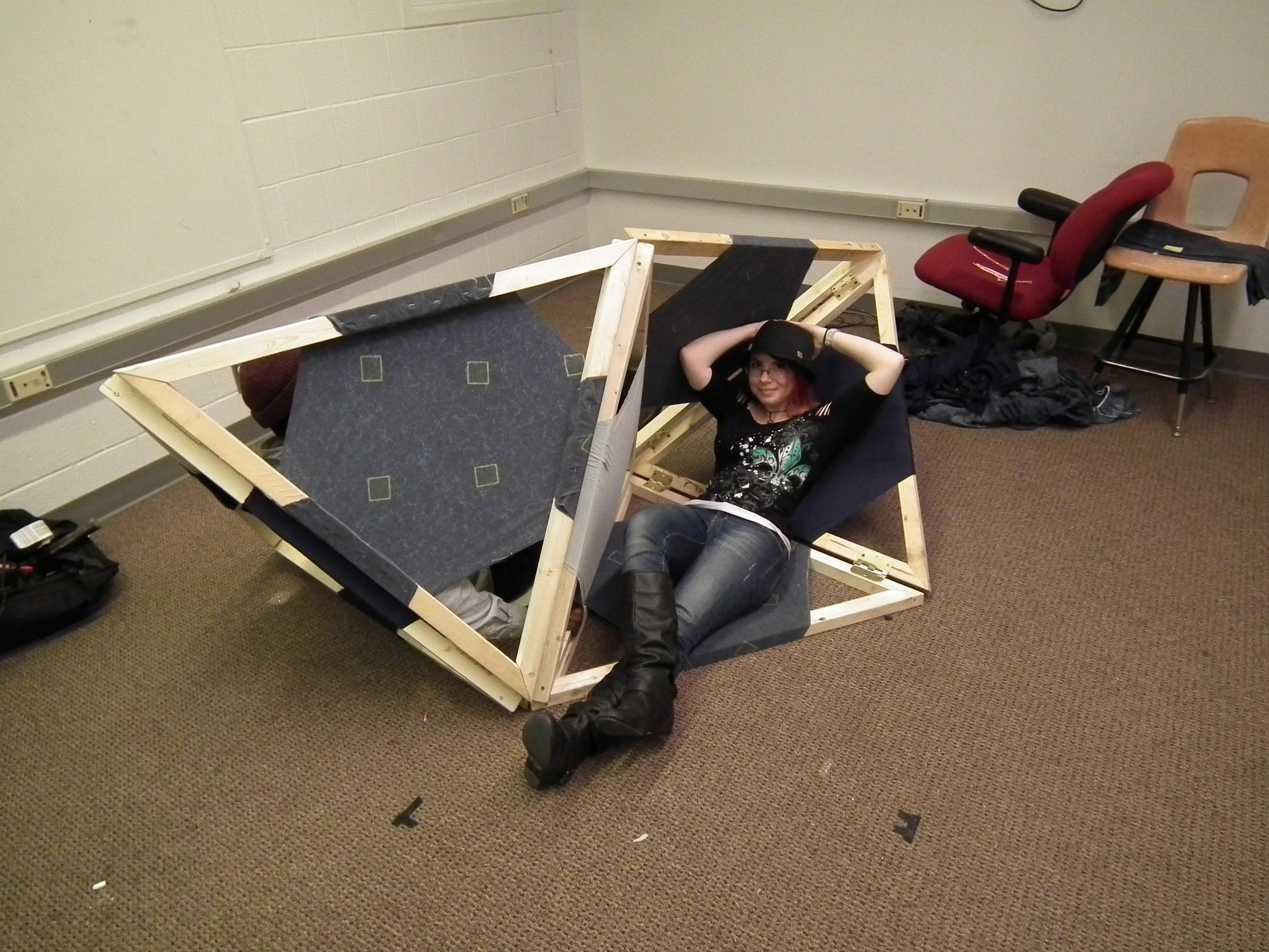Hex-a-Flex-a Chair