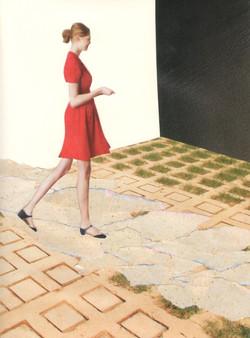 Walking on Soft Ground