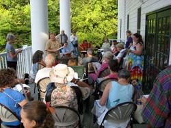 Porch Singing