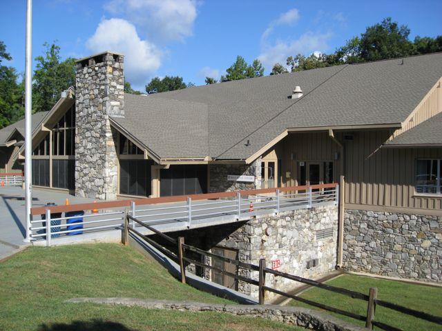 Blue Ridge Assembly Main