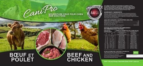 牛肉和鸡肉