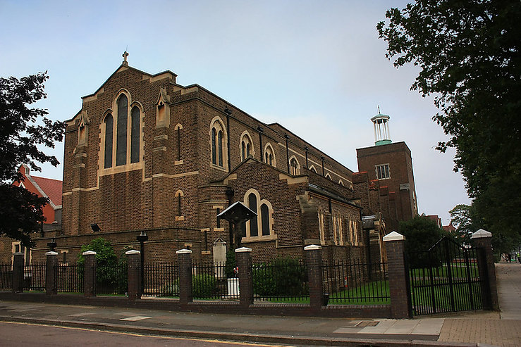 Greek Orthodox Cathedral Golders Green.j
