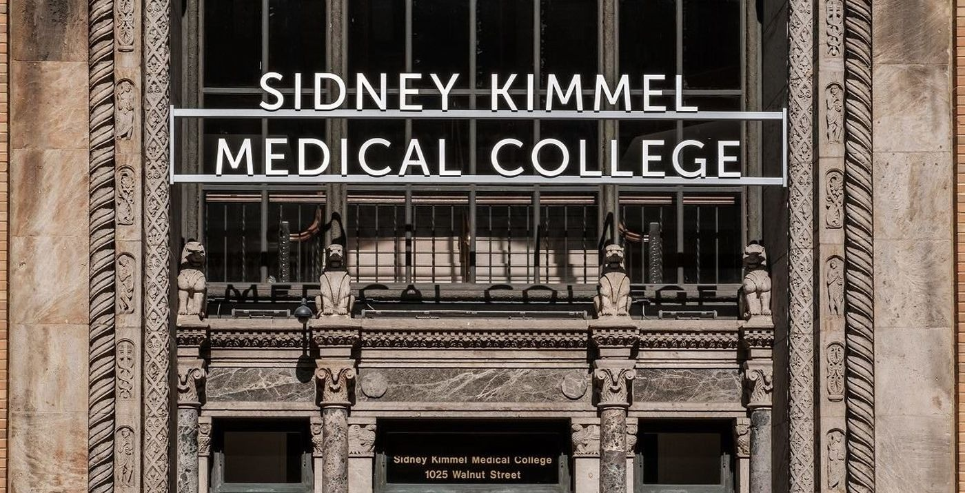 Home of Sidney Kimmel Medical College