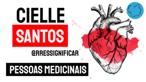Cielle Santos - Poema Pessoas Medicinais   Poesia Brasileira Atual