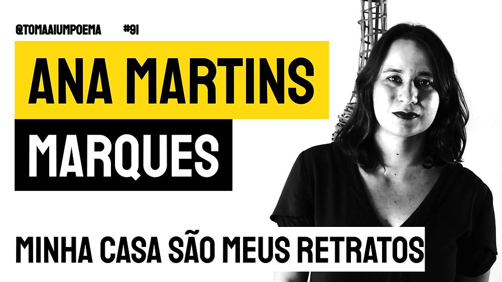 poesia brasileira ana martins marques