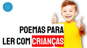 Poesia infantil poemas paracriança