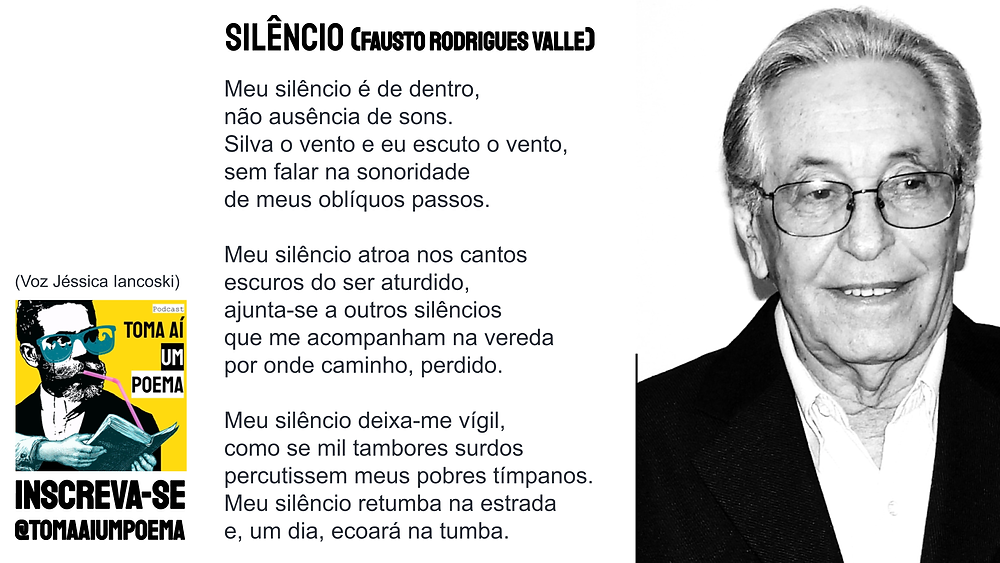Fausto Rodrigues Valle poemas