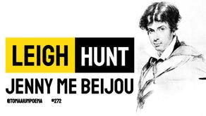 Leigh Hunt - Jenny Me Beijou (Jenny Kiss'd Me) | Literatura Mundial