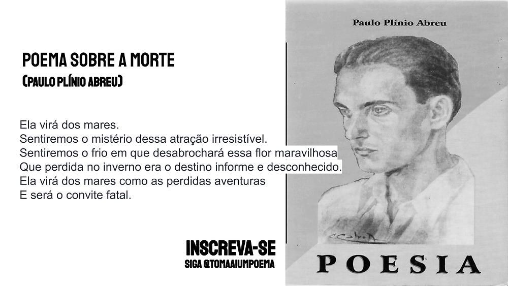 Poesia brasileira paulo plinio abreu