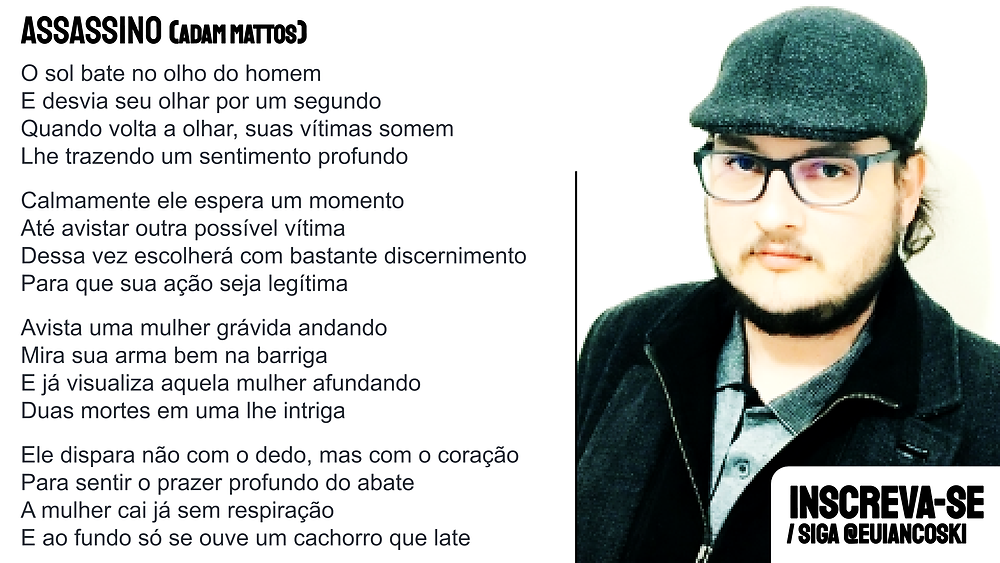 Poesia brasileira poetas atuais