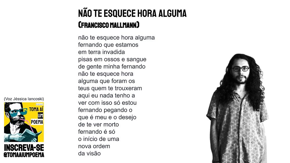 poema de francisco mallmann
