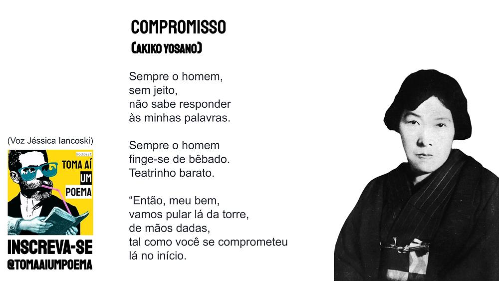 akiko yosano poesia japonesa