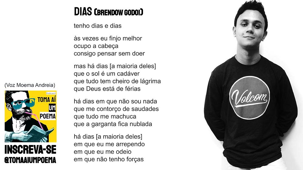 nova poesia brasileira brendow godoi