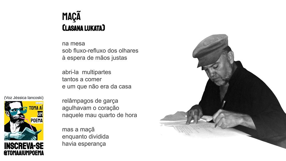 Poema de Lasana Lukata maca