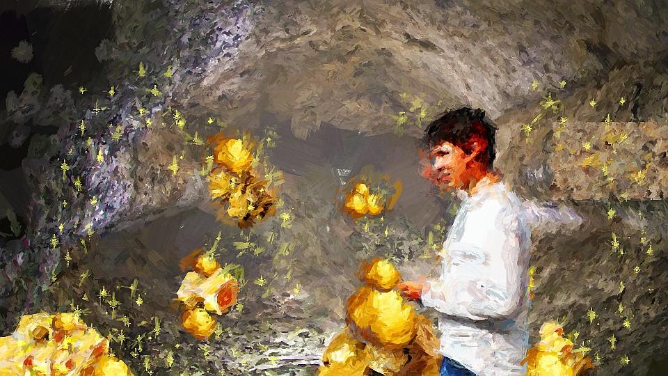 caverna de ouro alicanto