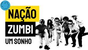 Nação Zumbi - Um Sonho | Música Declamada
