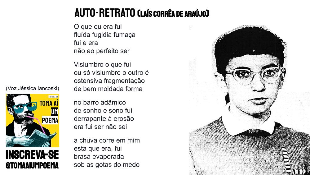 poesia brasileira lais correa de araujo