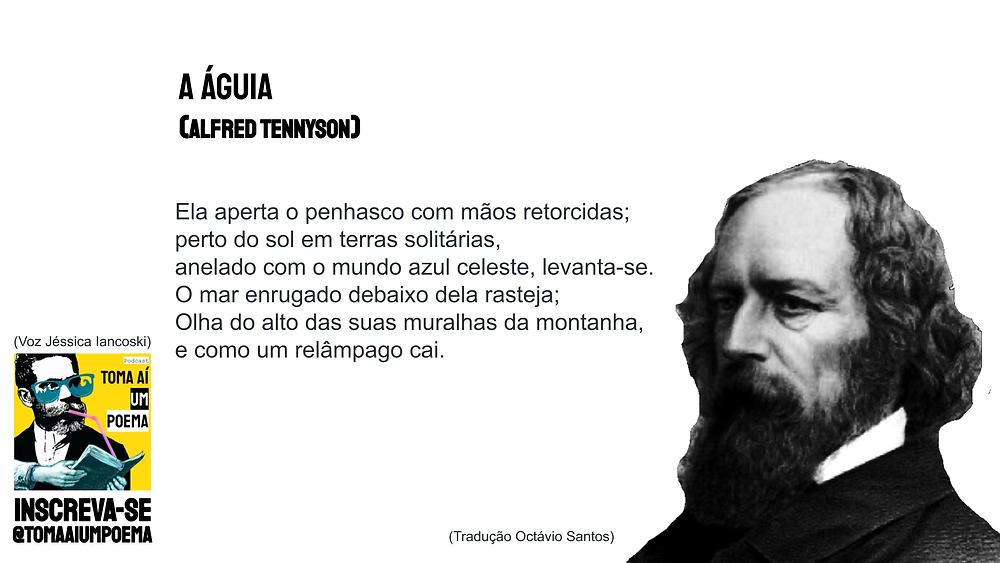 poema de alfred tennyson aguia