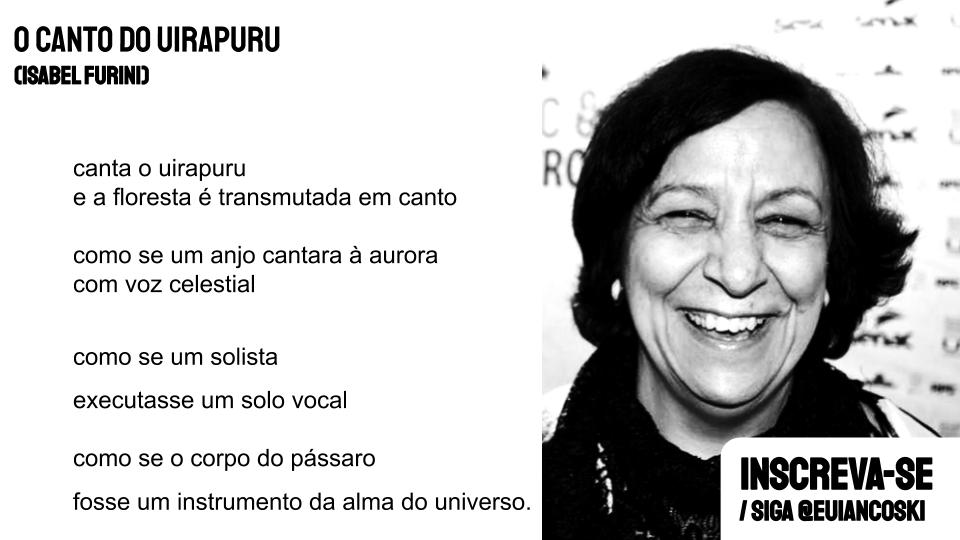 Isabel Furini poesia