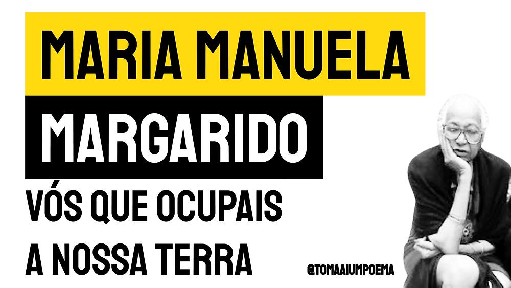 poesia sao-tomense maria manuela margarido