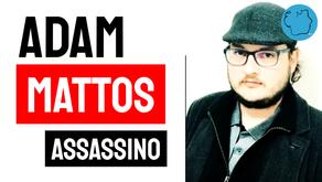 Adam Mattos - Poema Assassino   Novos Autores