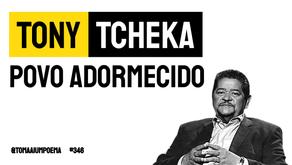 Tony Tcheka - Poema Povo Adormecido | Poesia Guiné-Bissau