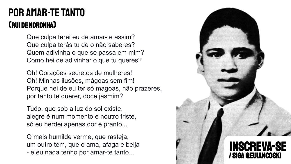 Poesia Moçambique Rui de Noronha