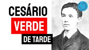Cesário Verde - Poema De Tarde | Poesia Portuguesa