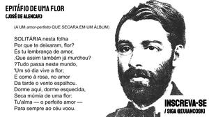 poesia brasileira jose de alencar