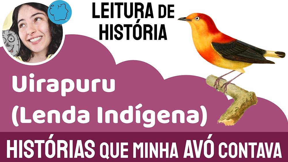 Uirapuru lenda indígena