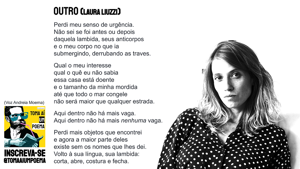 laura liuzzi poema outro