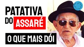 Patativa do Assaré - Soneto O Que Mais Dói   Poesia Brasileira