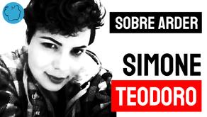 Simone Teodoro - Poema Sobre Arder | Poesia Brasileira Contemporânea