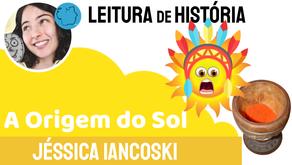 Lenda Indígena do Sol - Jéssica Iancoski   Folclore Brasileiro