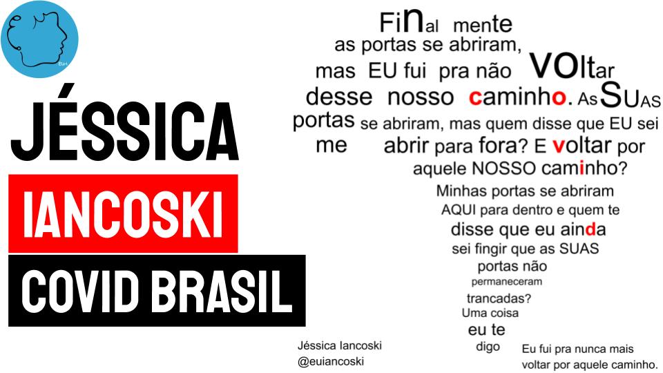 Arte como respiro covid brasil