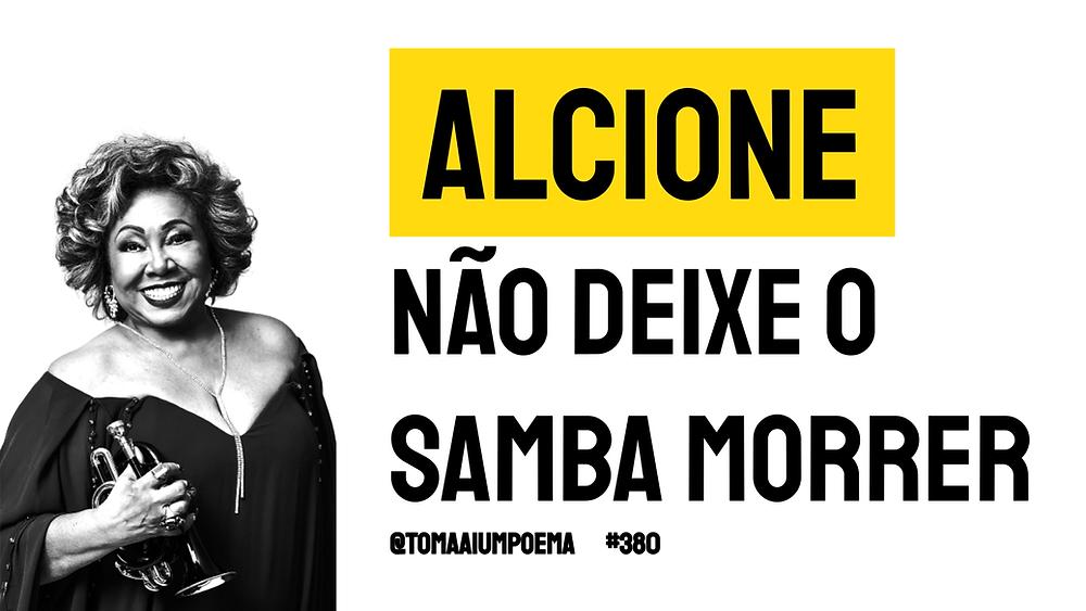 Nao deixe o samba morrer letra alcione