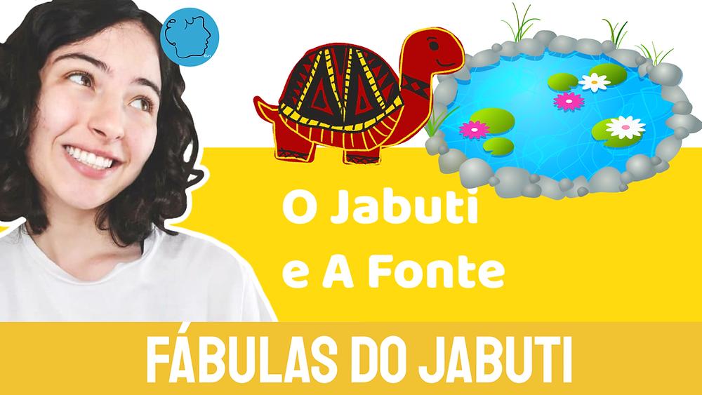 fabulas do jabuti e a fonte