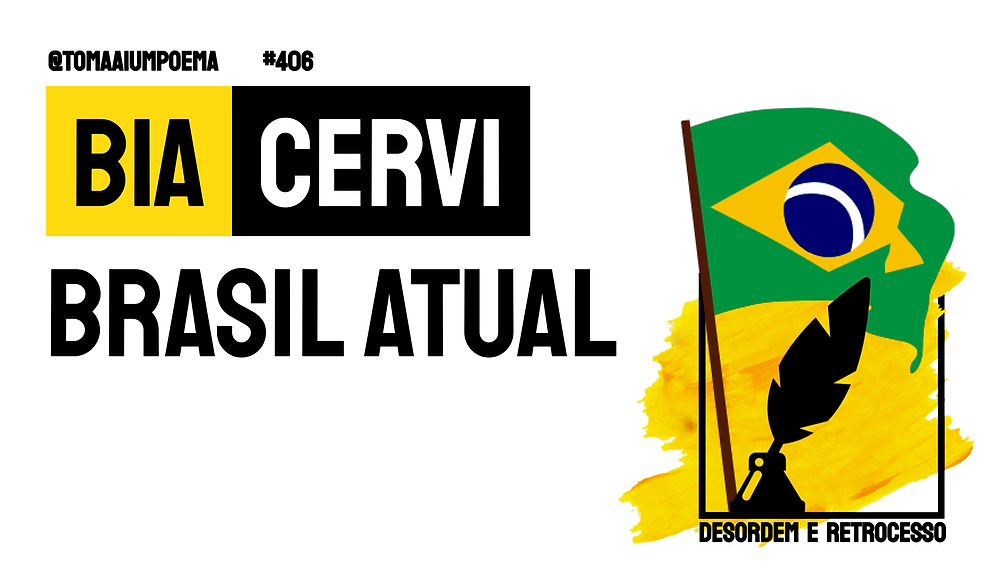 Poesia Brasileira Brasil Atual