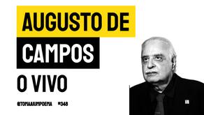Augusto de Campos - O Vivo   Poesia Brasileira