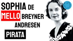 Sophia de Mello Breyner Andresen - Poema Pirata   Poesia Portuguesa